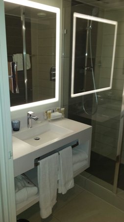 Pullman Paris Centre - Bercy : Banheiro