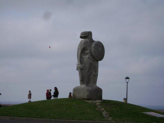 Sercotel Blue Coruña: La Torre de Hércules
