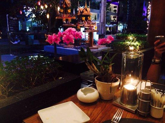 BYD Lofts Restaurant Bistro & Bar : Вечер