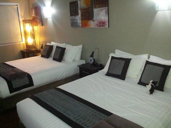 Orbost Motel : Modern, clean, comfortable room