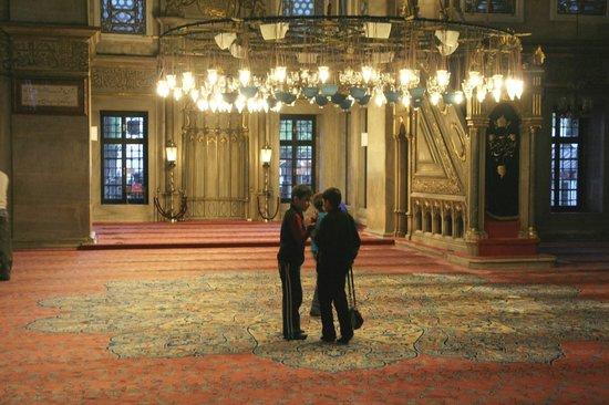 Eyup Sultan Mosque (Eyup Sultan Camii): 4