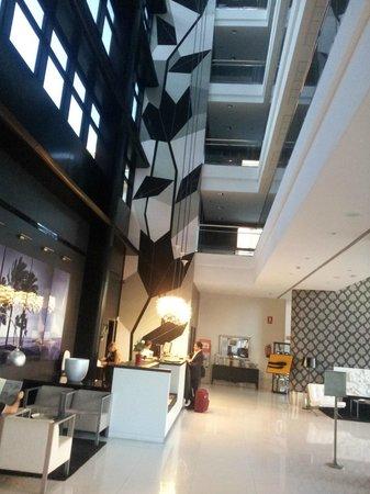 Vincci Malaga: Reception
