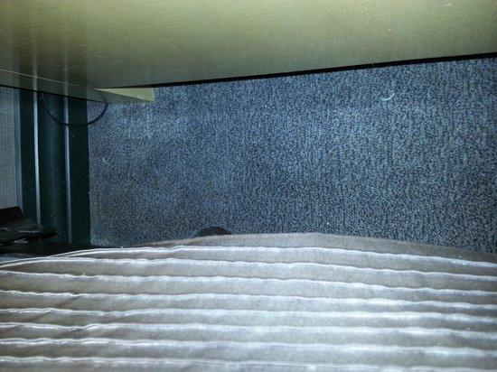 Borgata Hotel Casino & Spa : toe nail clippings