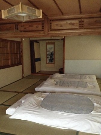 Chizuru Ryokan : Huge room