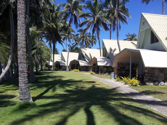Tubakula Beach Bungalows: Beachfront Bungalows