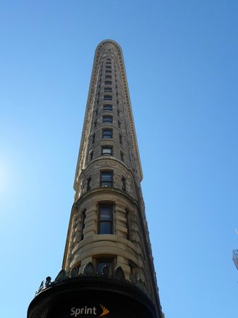 Flatiron Building: Flat iron building