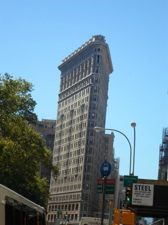 Flatiron Building : 3