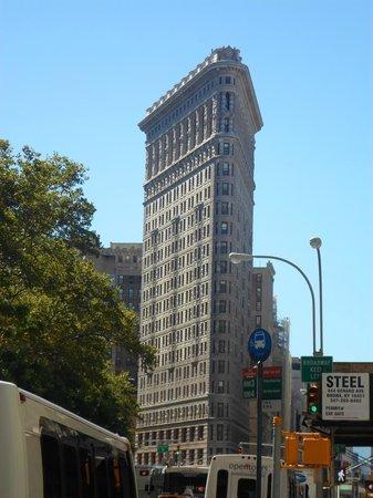 Flatiron Building : 5