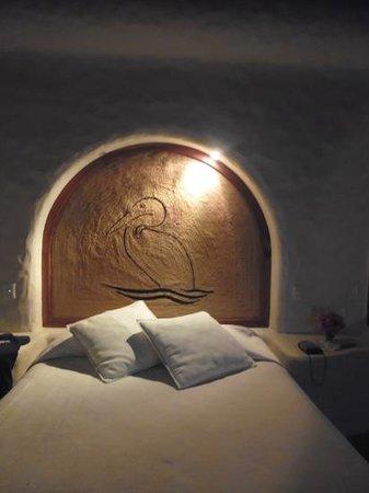 Pelican Eyes Resort & Spa: very welcoming room!