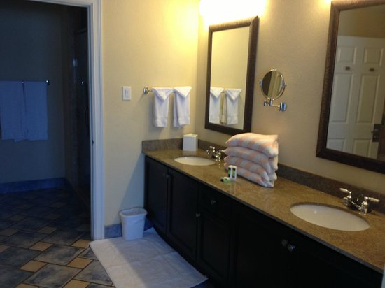 Marriott's St. Kitts Beach Club: Master bathroom