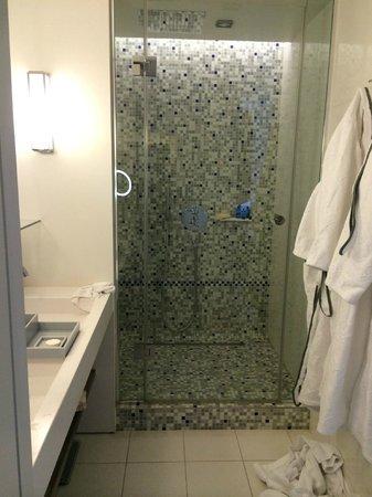 Sofitel Paris Arc de Triomphe: Enormous shower