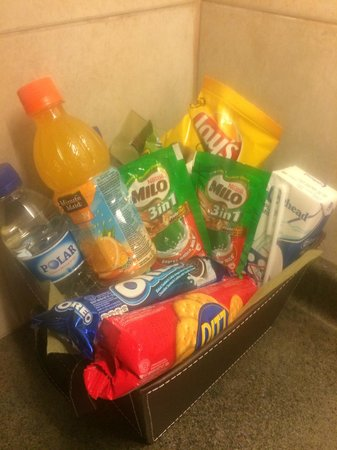 Regency House by Far East Hospitality: welcome pack