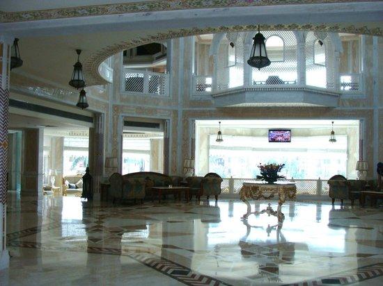 Orient Taj : lobby
