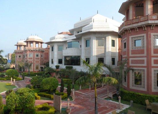 Orient Taj : fachada do hotel