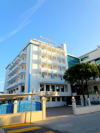 Hotel Le Soleil (exterior)