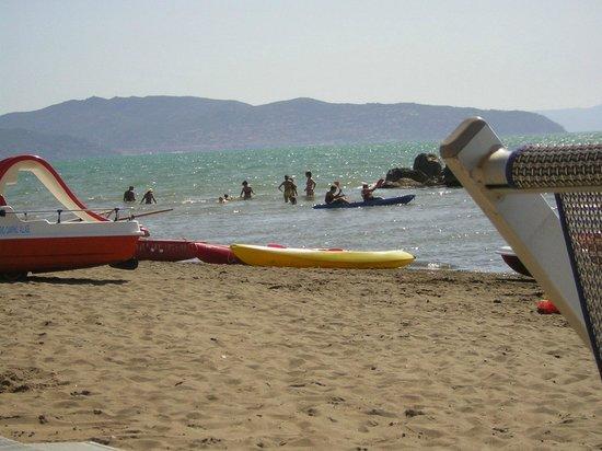 Argentario Camping Village: spiaggia
