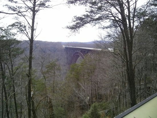 New River Gorge Bridge: New river gorge