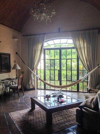 Villa Ganz: Susana San Juan suite