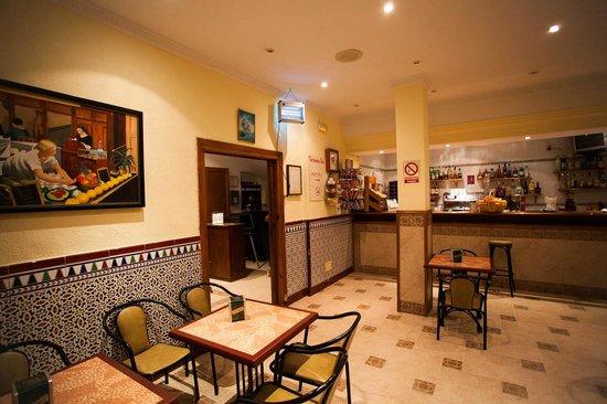 Hotel Cabello: Recepção