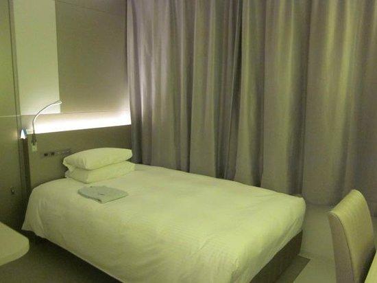 Hotel Nikko Narita: 部屋です。シンプル。