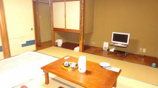 Gokin Ryokan : 床の間