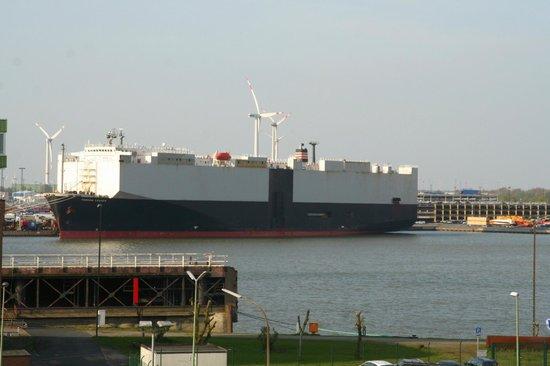 Container-Aussichtsturm: 4