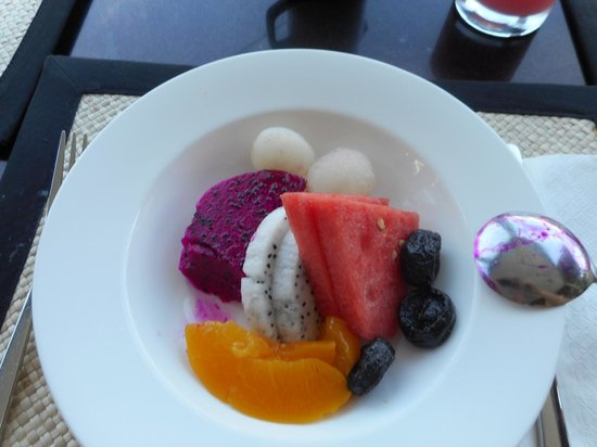 Bali Niksoma Boutique Beach Resort: food