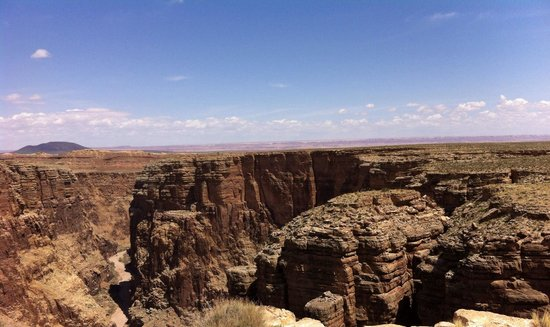 Little Colorado River Gorge : Gorge view