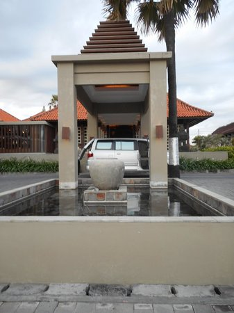 Bali Niksoma Boutique Beach Resort : resort