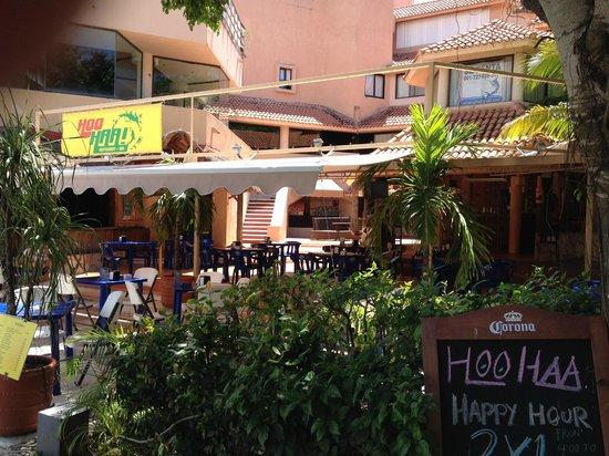 Gringo's Cantina : Hoo Haa Bar and Grill
