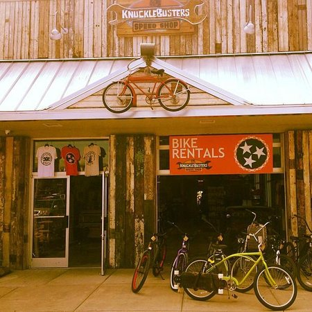 Knuckle Busters Speed Shop Bicycle Rental
