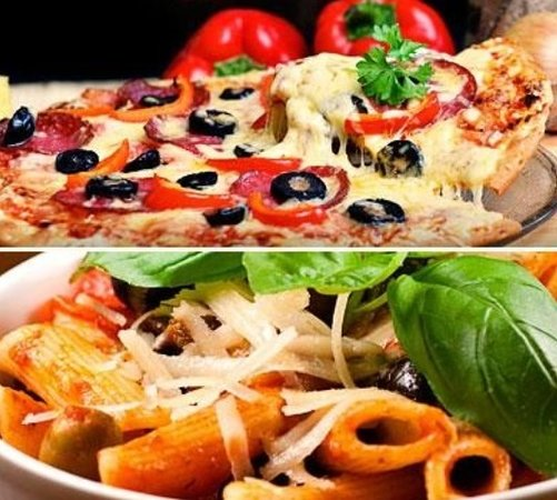 Pizzeria La Parolaccia : Pizzería la parolaccia