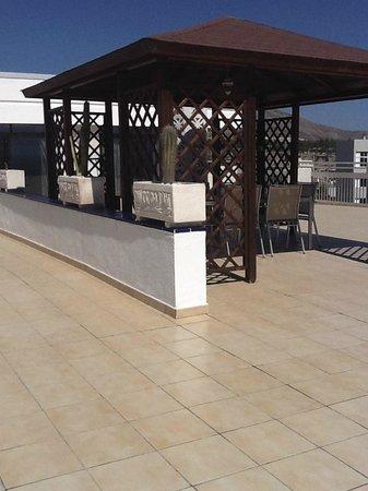 Palm Beach Tenerife: balcony