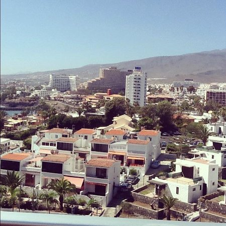 Palm Beach Tenerife: amazing view