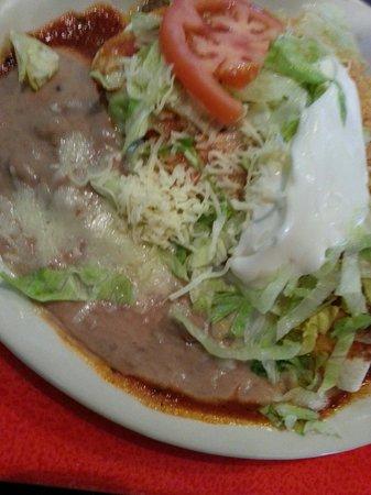 Burrito Sol Azteca- Beef