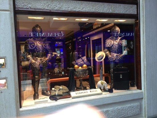 Marina Bay Sands: Boutique