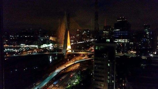 Grand Hyatt Sao Paulo: Vista do quarto