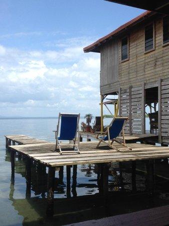 Bahia Del Sol: Terrace