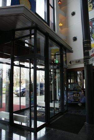 WestCord Art Hotel Amsterdam: Lobby