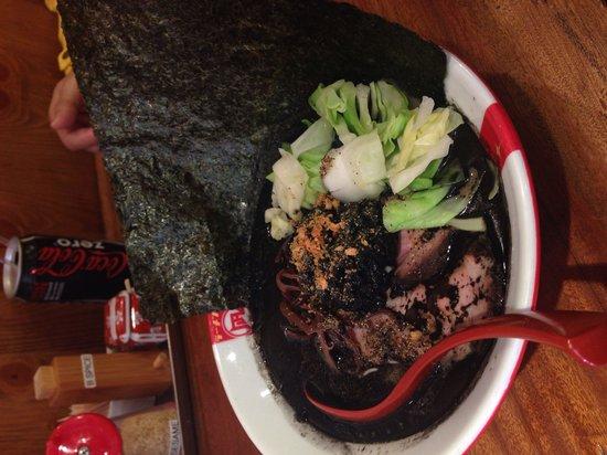 Butao Ramen(Tang Lung Street) : Butao Black King