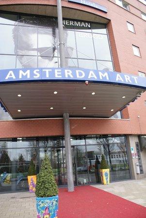 WestCord Art Hotel Amsterdam: Hotel