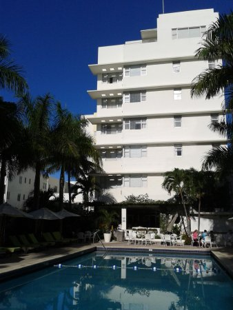 South Seas Hotel : Piscine