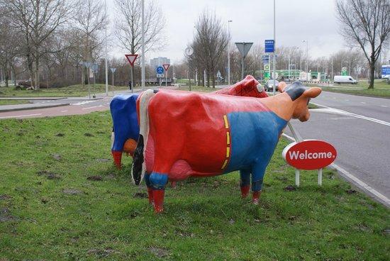 WestCord Art Hotel Amsterdam: Entry