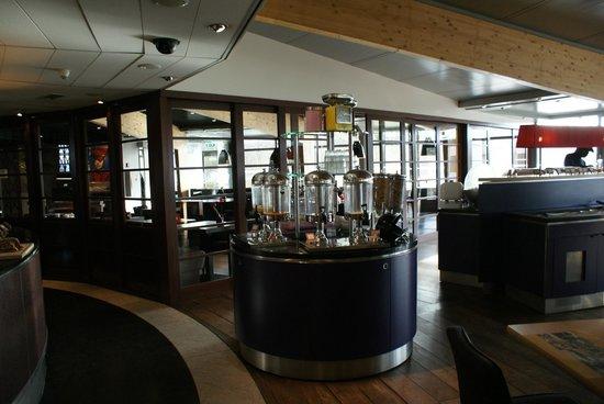 WestCord Art Hotel Amsterdam: Breakfast