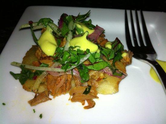Mayan Cafe: Pork sambulta