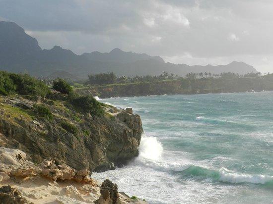 Koloa Heritage Trail: Heritage trail coastline