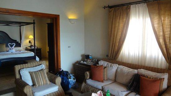 Luxury Bahia Principe Cayo Levantado Don Pablo Collection: Living room area