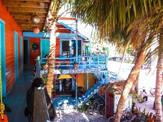 Yuma's House Belize: Second level