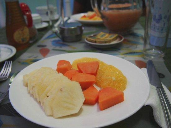 Hostal Casa di  Elio Ramos: breakfast
