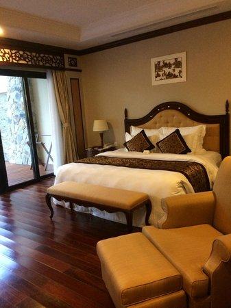 Vinpearl Nha Trang Resort : bedroom